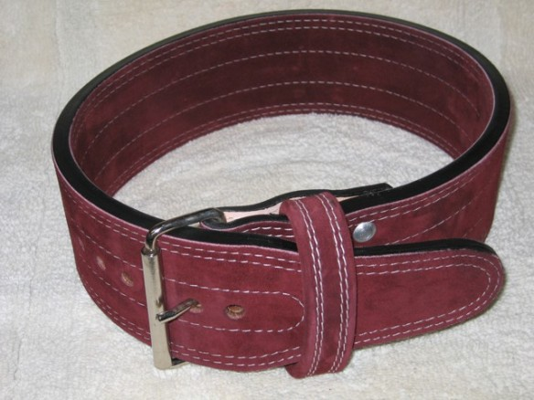 The Prime Cut belt