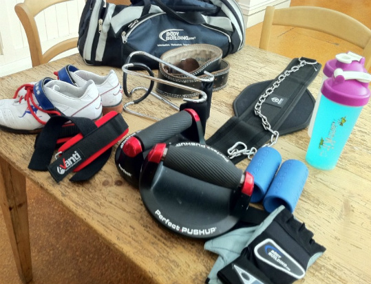 b1089104f2728f A Day in the Life: Gym Bag Contents- Part I - Barbell Medicine